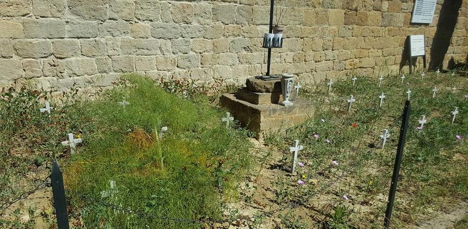 """Cronache di un degrado. Mattarella è andato via, dimenticato il cimitero dei """"carusi"""" a Gessolungo"""