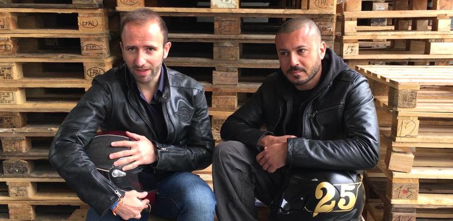 """""""Vietato Mollare Tour"""" per la sclerosi. Civiletti e Pirozzi domenica al Ducati Club Caltanissetta"""