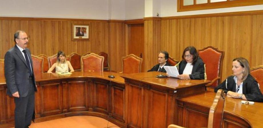 """Marraffa s'insedia al Tribunale di Caltanissetta. """"Ufficio primario nella lotta alla mafia"""""""