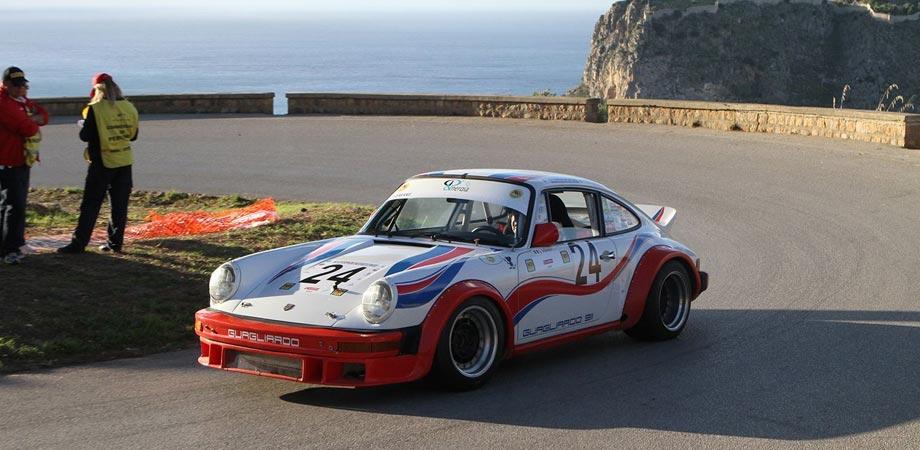 Cefalù-Gibilmanna teatro di sfide: nel weekend in corsa vecchie glorie e auto moderne