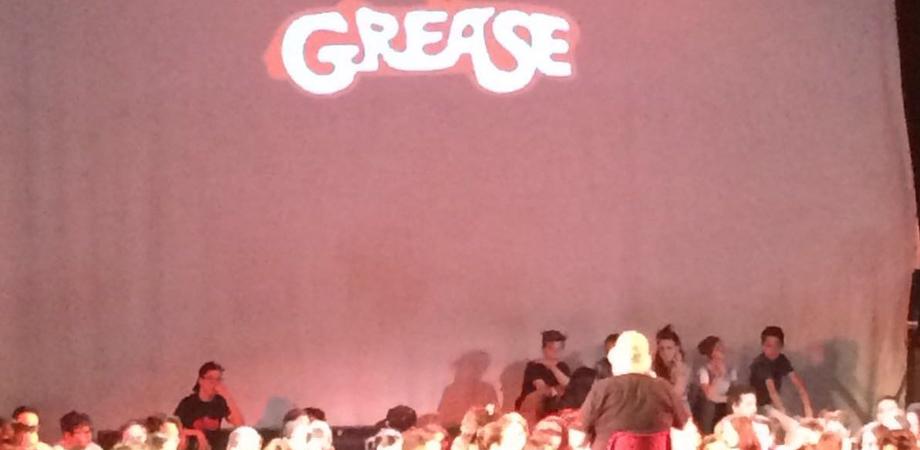 """""""Grease"""", all'Arena San Pietro gli alunni della scuola """"Verga"""" salutano l'anno scolastico"""