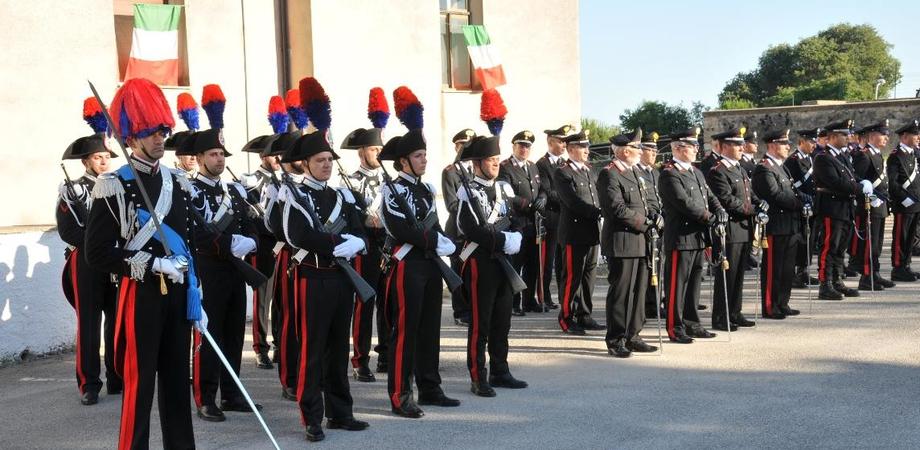 A Caltanissetta festeggiati i 202 anni dell'Arma: consegnati gli encomi ai carabinieri