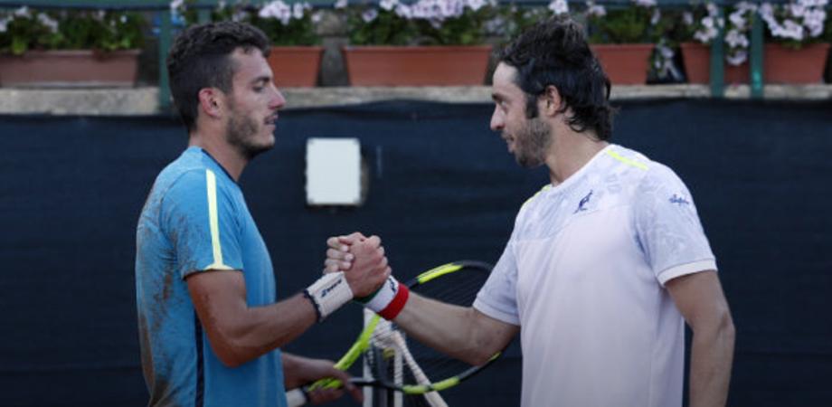 Tennis. Al Torneo Cmc sventola il Tricolore: oggi sfida Lorenzi-Donati