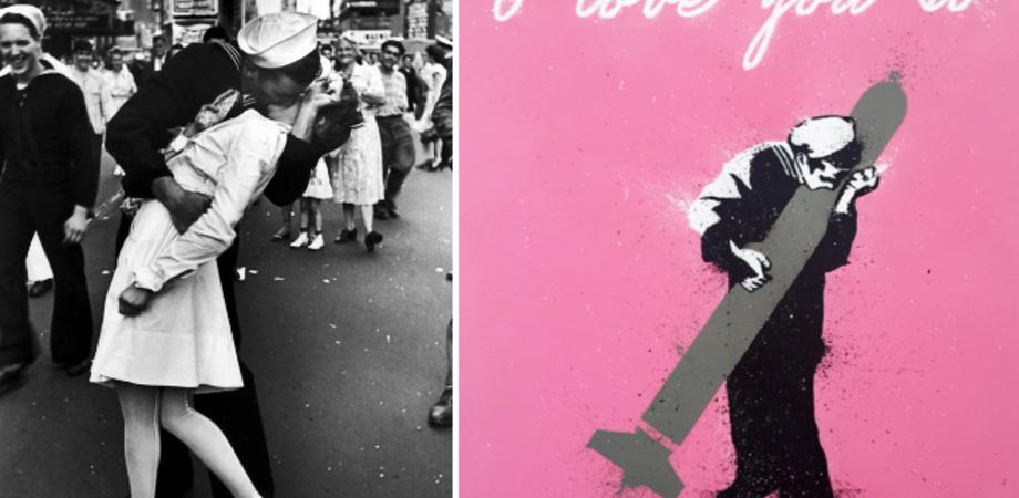 Francesco Vullo, l'irriverenza grafica che piace alle star del cinema. Un artwork applaudito al Tribeca Film Festival