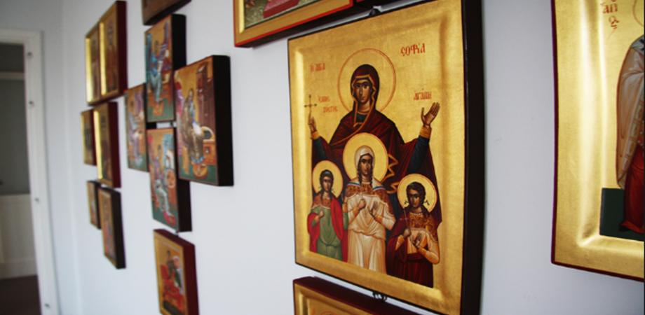 """""""L'immagine dell'Invisibile"""": icone sacre in Sicilia, venerdì incontro al Seminario"""