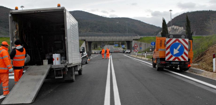 Viabilità su viadotti A19: da lunedì manutenzione tra svincoli Caltanissetta e Ponte Cinque Archi