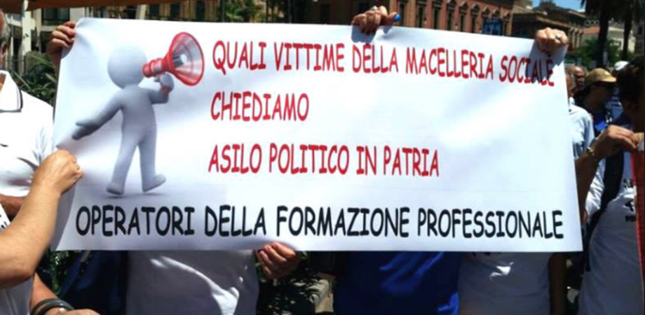 Formazione professionale, ondata di licenziamenti a Caltanissetta. A spasso decine di lavoratori