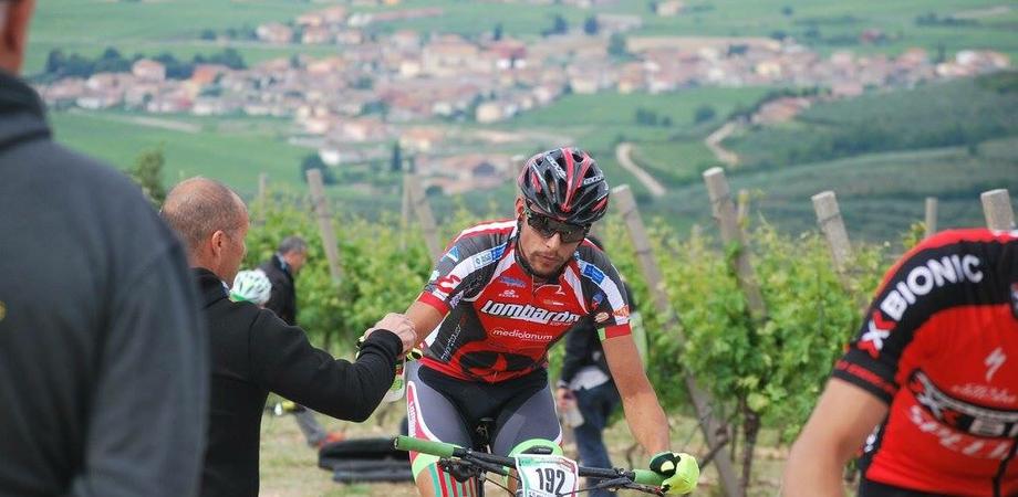 Mtb Marathon, successo per il Team Lombardo: Dipasquale campione italiano