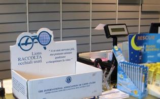 Raccolta occhiali usati, successo dell'iniziativa Lions dei Castelli e Federfarma