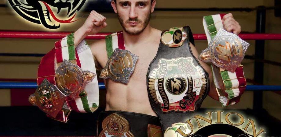 Palmeri, da campione a maestro di arti marziali. L'atleta nisseno vince a Milano e annuncia il ritiro