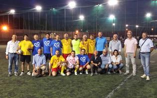 Politica e pallone, l'Udc Caltanissetta scende... in campo.