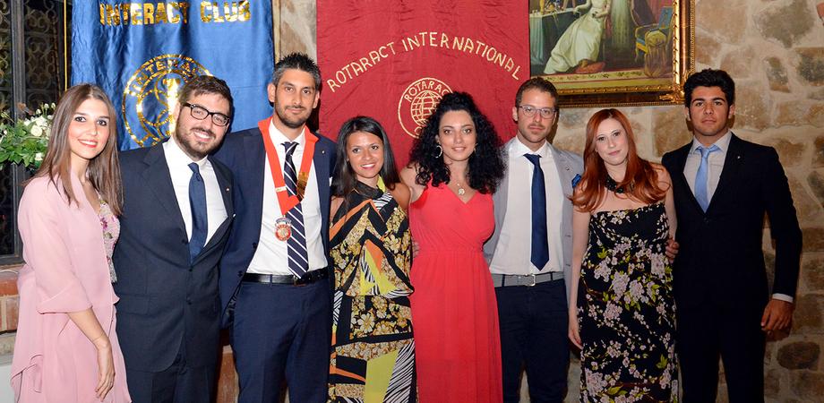 Rotaract Club Caltanissetta, passaggio di consegne: Andrea Gucciardo eletto presidente