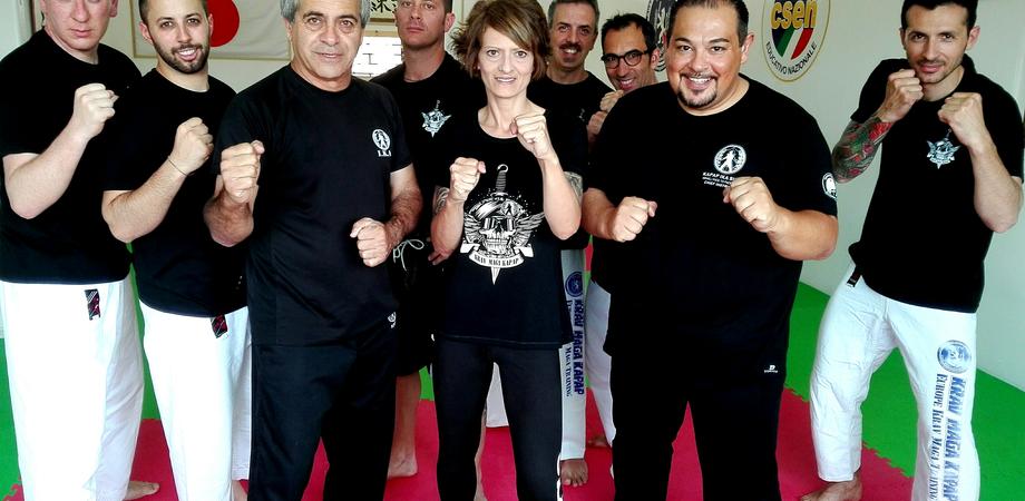 Autodifesa israeliana, successo a Caltanissetta per il corso Kapap Krav Maga