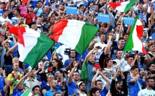 Forza Azzurri! Sabato maxi schermo in piazza Garibaldi per Italia-Germania