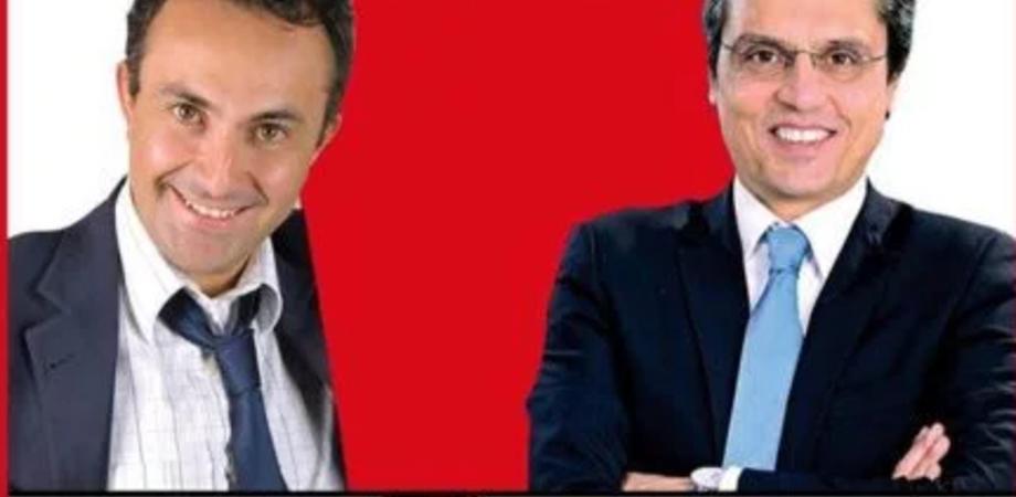 """Arena San Pietro, stasera lo show """"Si fa per ridere"""" con Salvo La Rosa e Vergato"""
