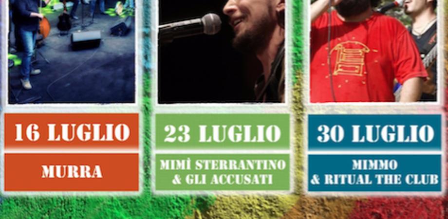 """""""Abballatazza Folk Fest"""", da sabato a Montedoro tre concerti al Parco Urbano"""