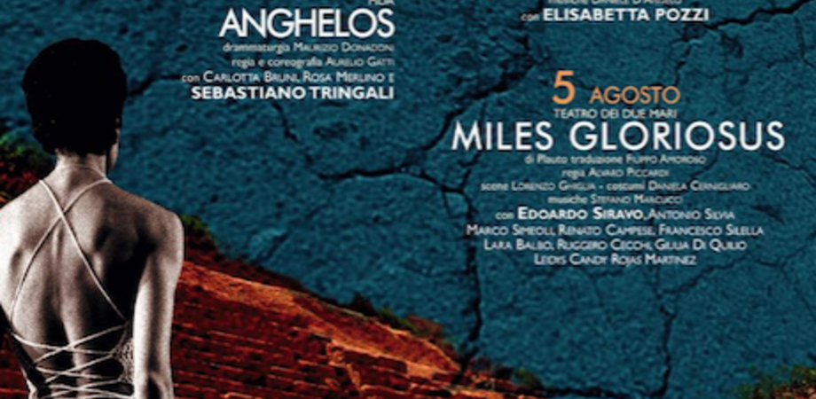 """Teatri di Pietra, al via la rassegna. A Caltanissetta tre spettacoli al centro """"Abbate"""""""