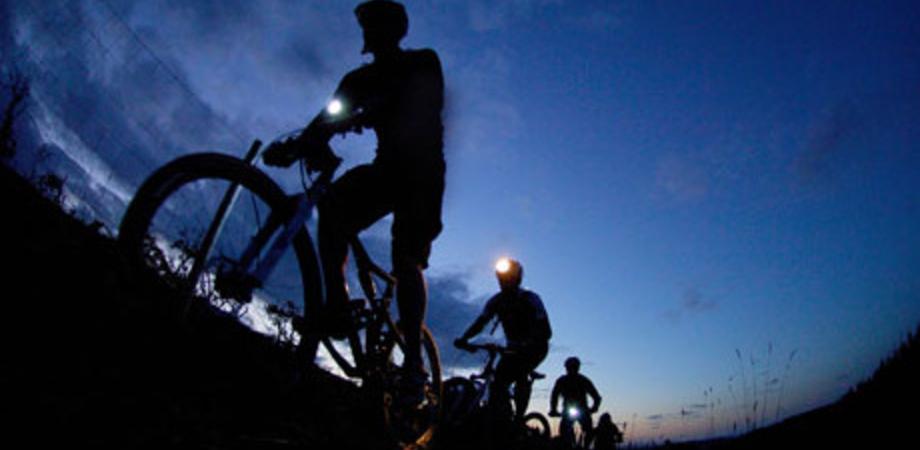 Notturna in mountain bike, sabato centinaia di bikers attesi a Caltanissetta