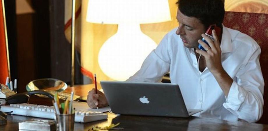 """Il ragazzo autistico diplomato a Gela, Renzi telefona a Samuele: """"Le tue fatiche valgono il doppio"""""""
