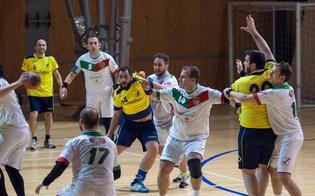 Pallamano. Handball San Cataldo scalda i muscoli per il campionato di serie B