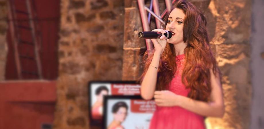 """Festival Castrocaro, Vittoria Sardo trionfa. Alla cantante nissena il premio """"Talenti emergenti"""""""