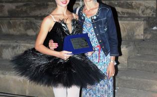 Concorso Scala dei Turchi, la danzatrice nissena Carlotta Cupani prima nella categoria Juniores