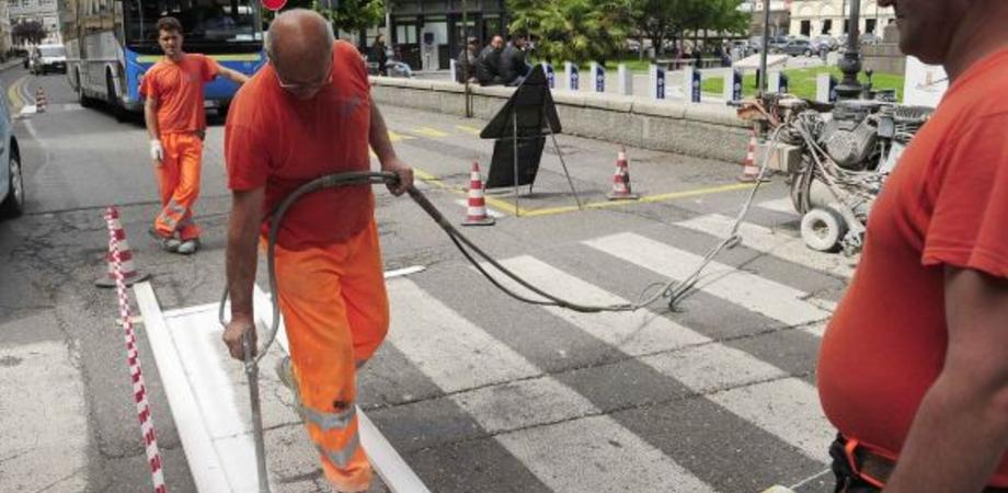 """Segnaletica stradale a Caltanissetta, al via interventi. """"Priorità a strisce pedonali e incroci a rischio"""""""