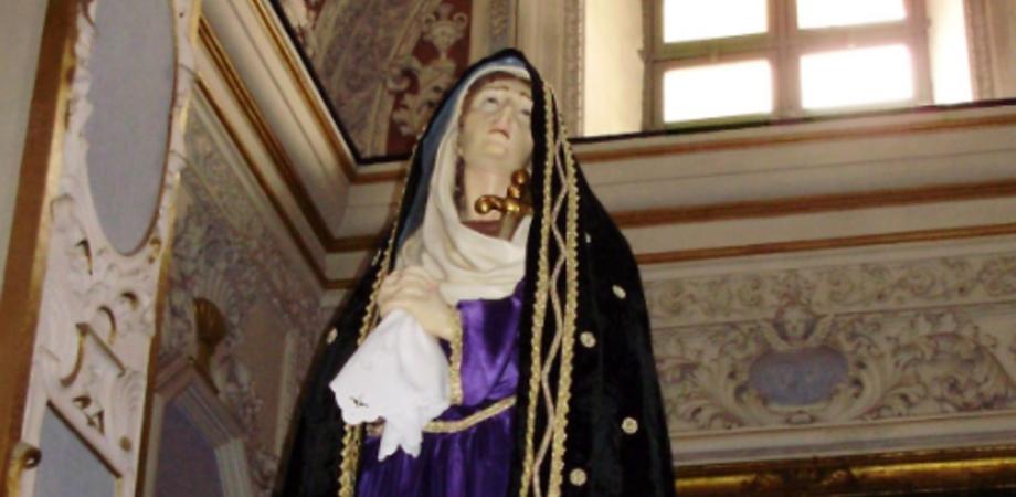 Cammino interdiocesano, l'Addolorata protagonista del raduno delle Confraternite siciliane