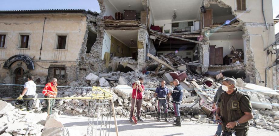 """Il sisma nel centro Italia, ingegneri nisseni censiranno edifici a rischio. Corvo: """"Grande sensibilità della categoria"""""""