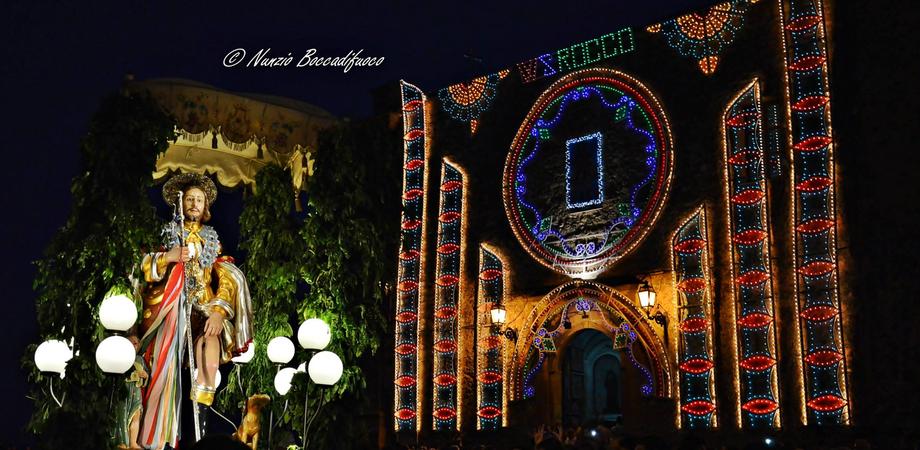 Butera omaggia San Rocco, tutto pronto per i festeggiamenti del 23 agosto