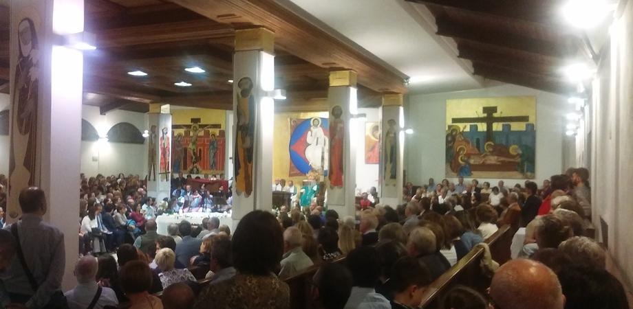 """San Michele, padre Vincenzo lascia la parrocchia dopo 24 anni. Il saluto alla comunità: """"Un bene stare in mezzo a voi"""""""