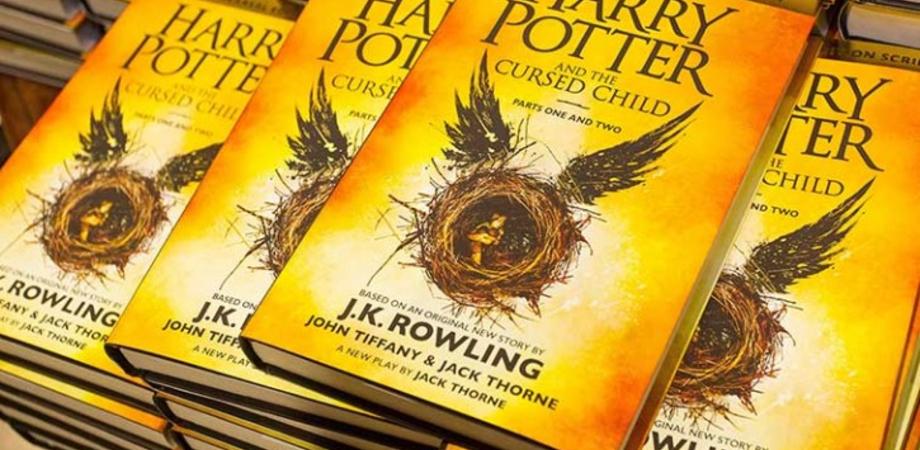 Harry Potter, esce l'ottavo libro della saga. Venerdì 23 la presentazione a Caltanissetta