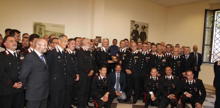 """Carabinieri, il comandante dell'Arma in visita a Caltanissetta. """"Grazie per il vostro impegno nella sicurezza"""""""