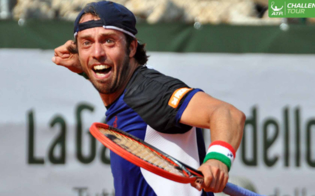 Tennis, Lorenzi indomabile all'Us Open: un trionfo da Caltanissetta a New York