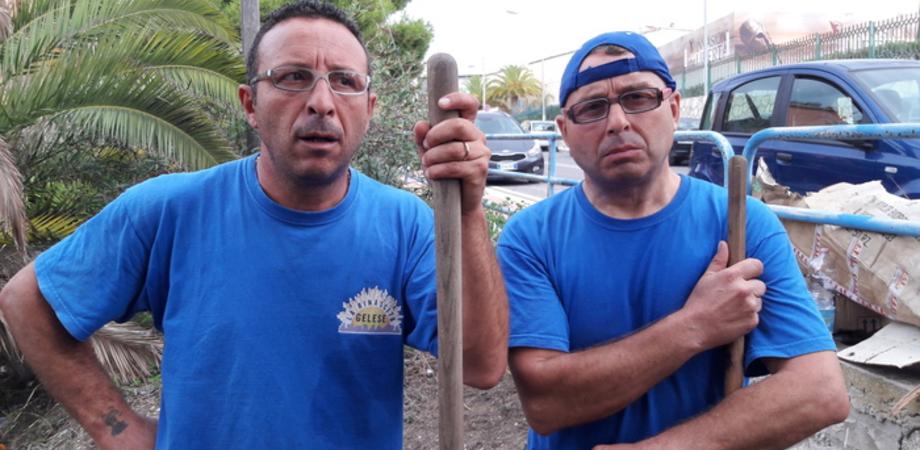 """Fratelli ex detenuti lavorano gratis a Gela. Puliscono spazi pubblici, ma assunzione """"vietata"""""""