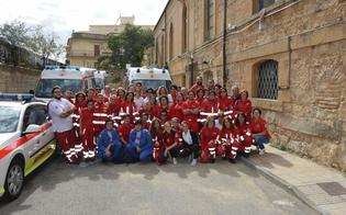 CRI. Abilitazione al trasporto in ambulanza, a Caltanissetta fanno esami in 40