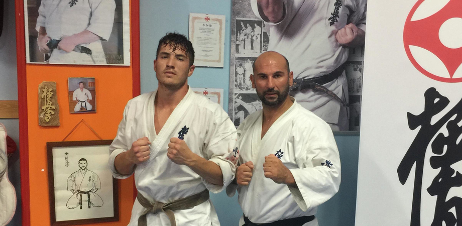 Karate. Moldova Cup Kyokushinkai, l'atleta nisseno Adriano Tripoli sogna la vittoria