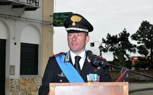 Caltanissetta. Il colonnello Reginato comanderà Ragusa, al Reparto operativo arriva Cappelletti