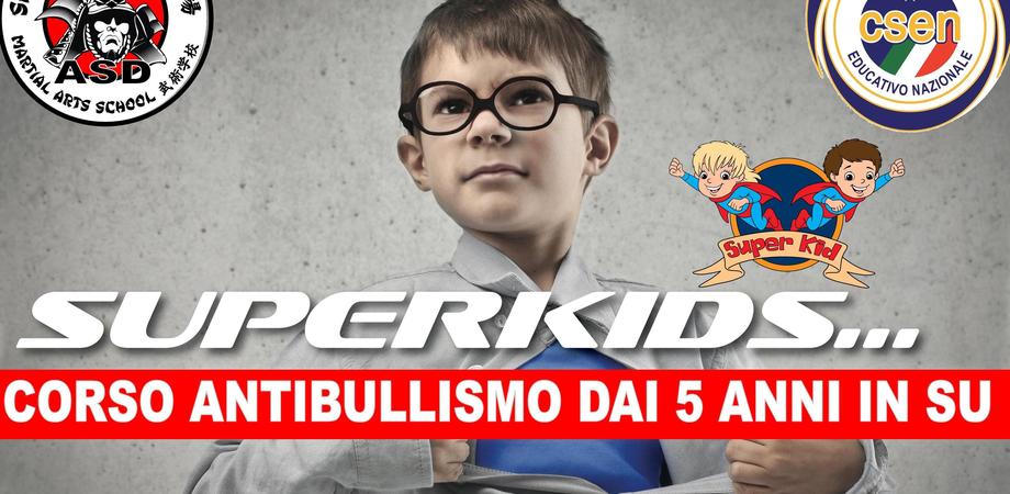 Arti marziali contro i bulli: a Caltanissetta avviato un corso rivolto ai bambini
