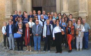 Tesori di Sicilia. L'Associazione Archeologica Nissena in visita ad Agira