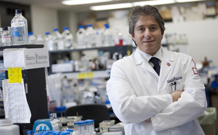Caltanissetta, Real Maestranza: speciale onorificienza ad Antonio Giordano per i meriti ottenuti nella ricerca scientifica
