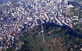 Caltanissetta, Leandro Janni sul Monte Sant'Anna: no alla demolizione dell'antenna, sì a un parco naturalistico