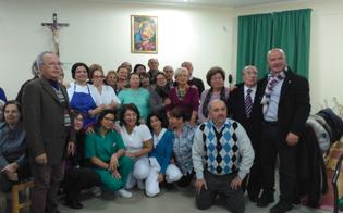 Caltanissetta, visita del consolato provinciale