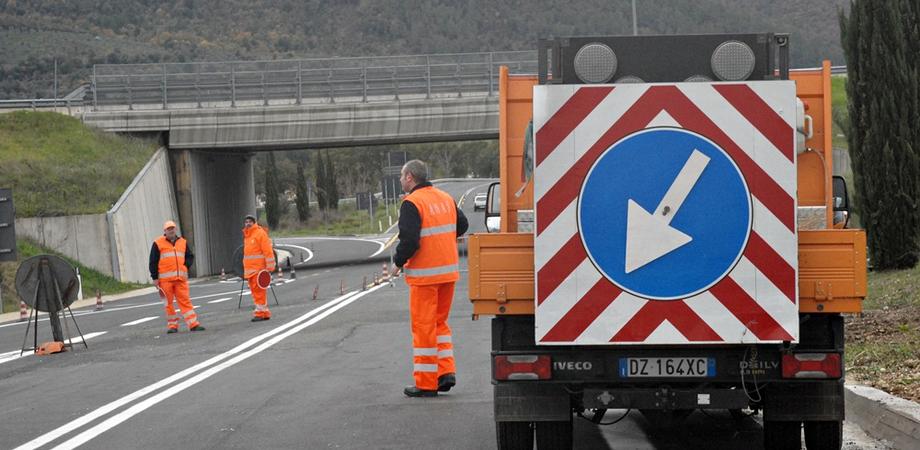 Ss 117 bis Gela-Catania, Anas avvia i lavori di adeguamento e messa in sicurezza della strada