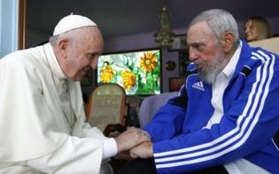 Reazioni da tutto il mondo per la morte di Fidel Castro. Papa Francesco: