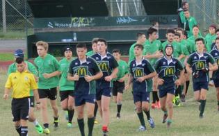 I giovanissimi della Nissa Rugby portano due vittorie a casa, il tecnico Blandi: