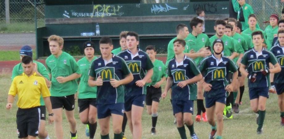 """I giovanissimi della Nissa Rugby portano due vittorie a casa, il tecnico Blandi: """"fatti passi da gigante"""""""