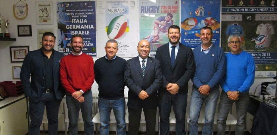 Rugby, Orazio Arancio eletto presidente del comitato regionale siciliano. E' il secondo mandato