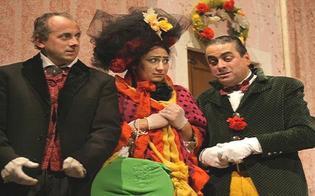 Caltanissetta, domenica si apre la stagione teatrale Comica dello