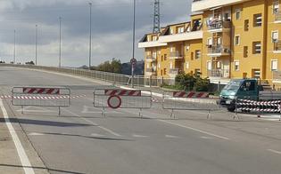Caltanissetta, circolazione nel caos: guasti e strade chiuse da via delle Calcare al ponte di via Averna